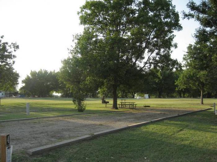 Coon Creek Campsite #4
