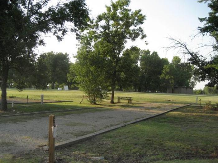 Coon Creek Campsite #5
