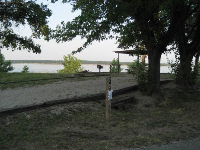 Coon Creek Campsite #29