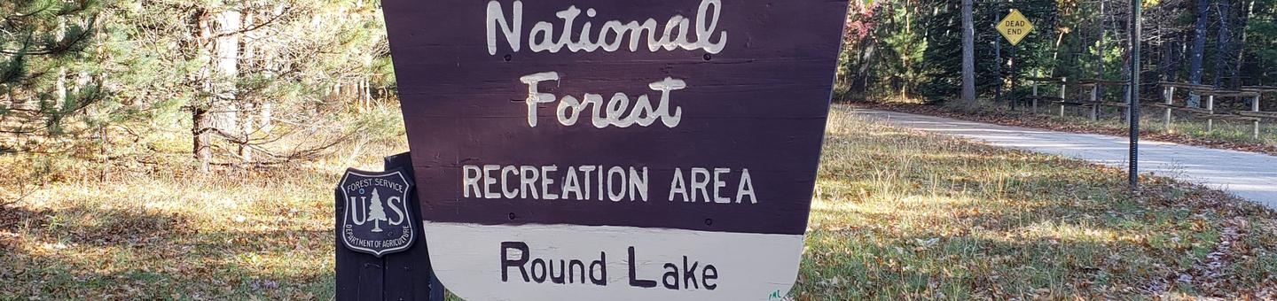 Round LakeCampground