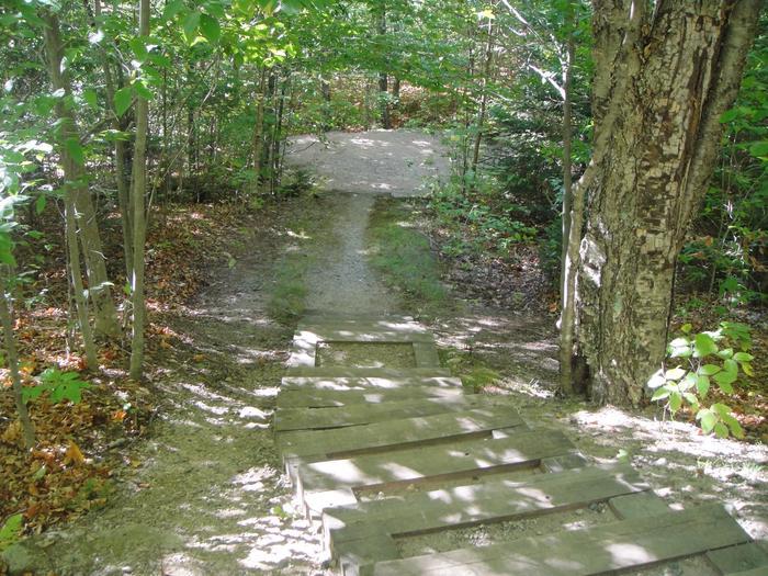 C-02 - Stair access