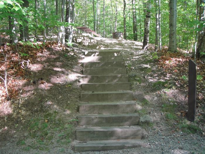 C-03 stair access