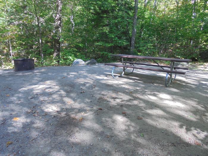 E7 - Midsize tent site