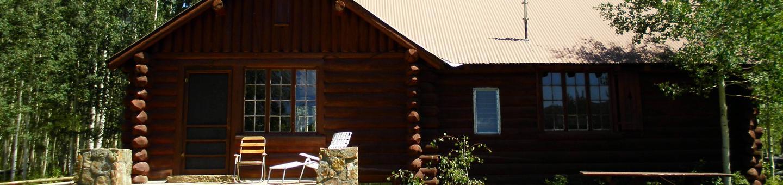 Lone Cone Cabin Lone Cone Cabin