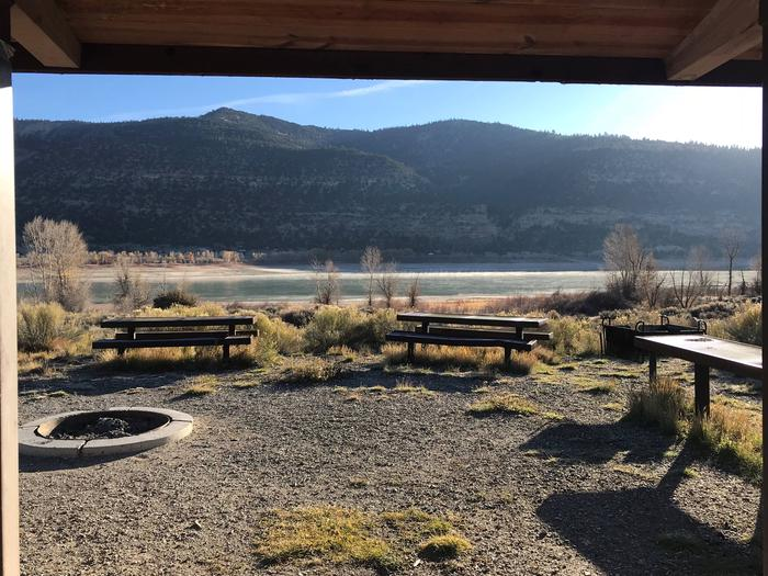 JOES VALLEY PAVILION GROUP SITE A