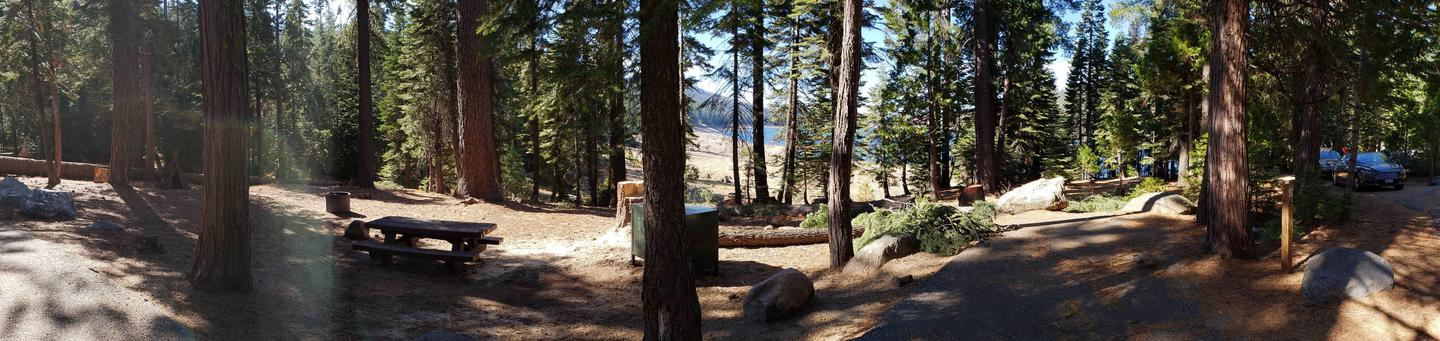 French Meadows Campsite 51