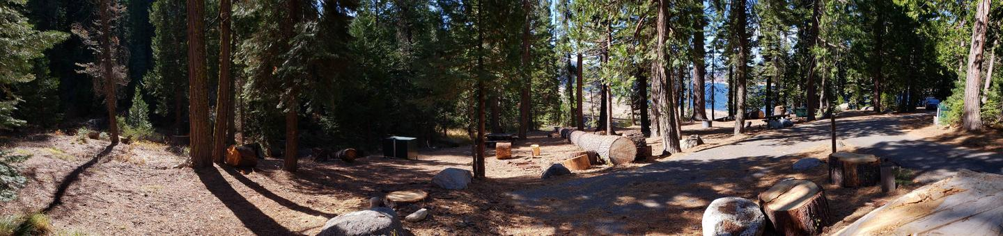 French Meadows Campsite 52