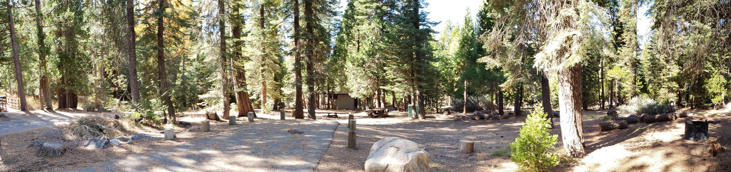 French Meadows Campsite 57