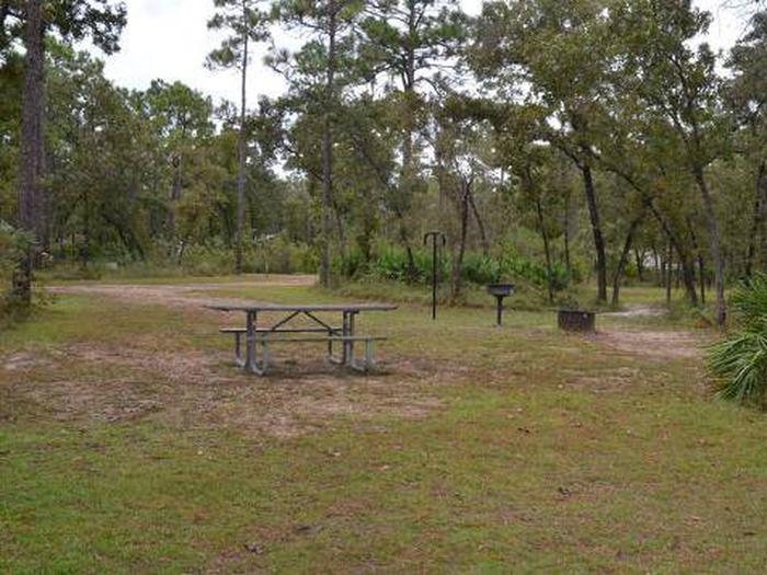 Camel Lake Campground-Site 7