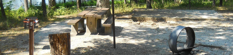 Site 5 Lake View