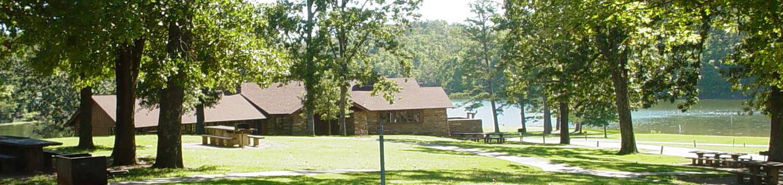 Lake Wedington Main Lodge