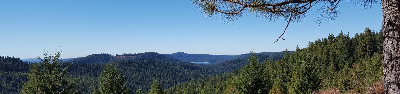 Pioneer TrailPioneer Trail near White Cloud