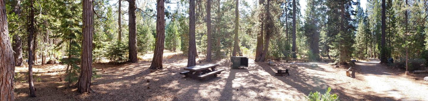 French Meadows Campsite 67