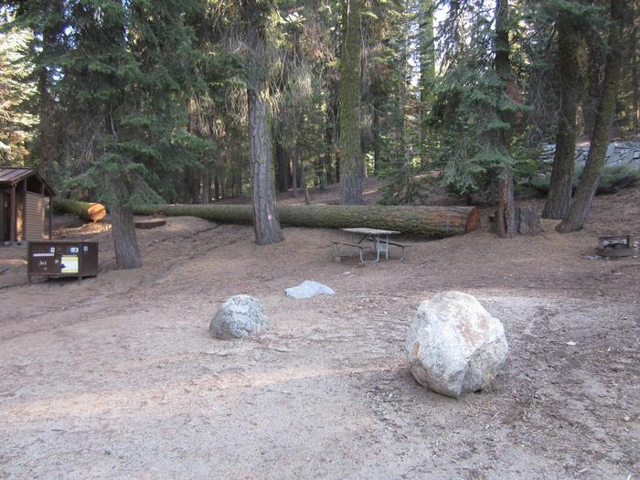 site 103, no generator loop, partial shade, near restrooms