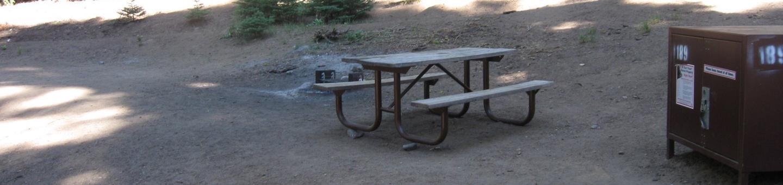 Site 189, partial shade