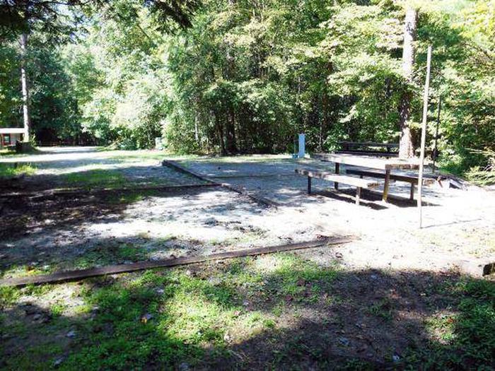 Willis Knob Horse Camp-Site 7