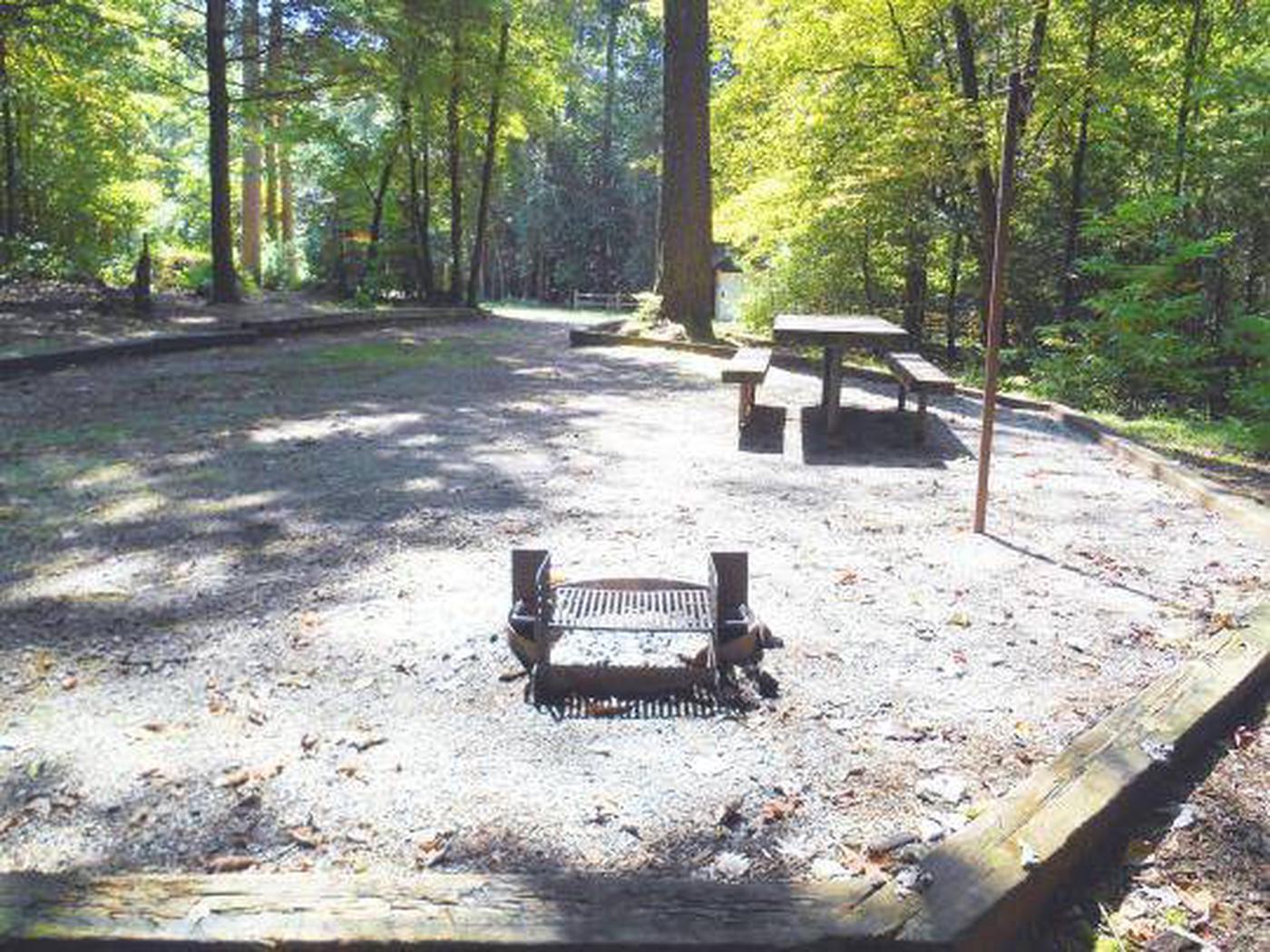 Willis Knob Horse Camp-Site 9