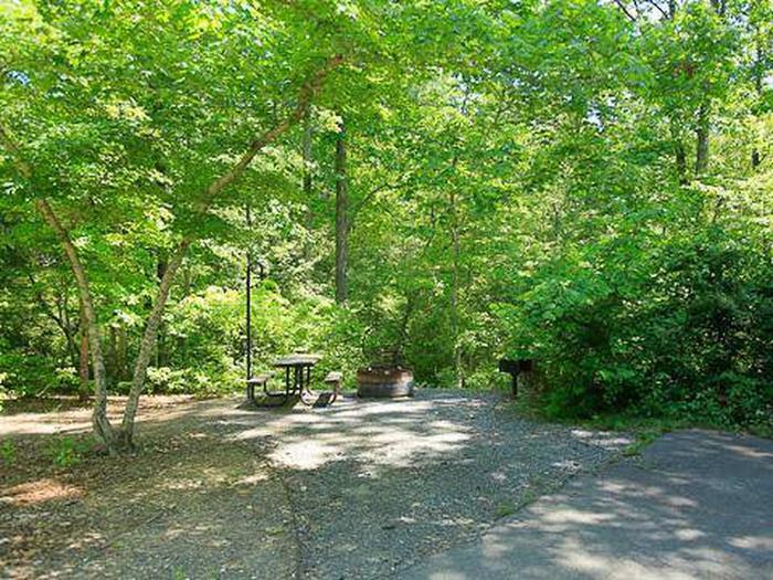 Arrowhead Campground-Site 005