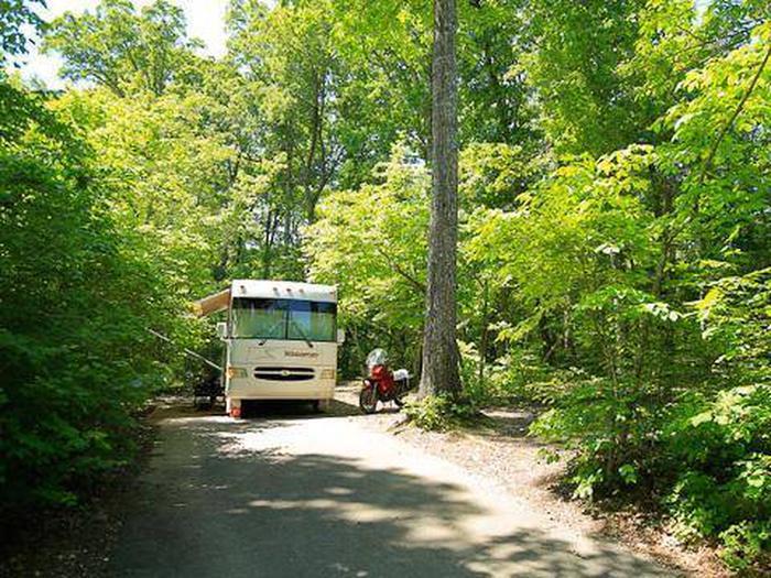 Arrowhead Campground-Site 007