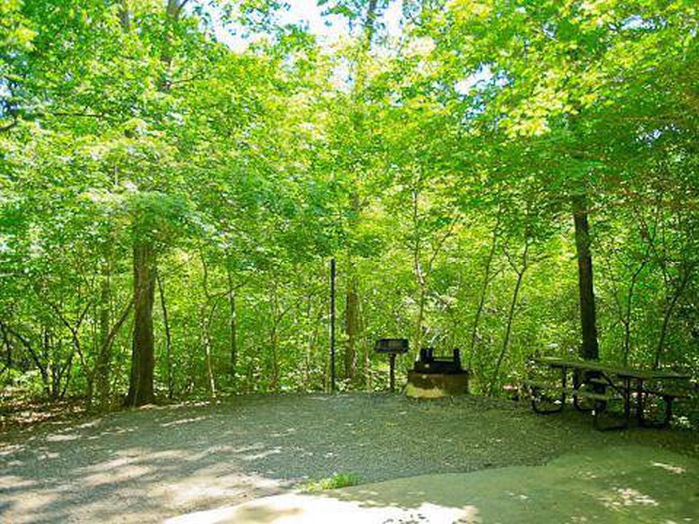 Arrowhead Campground-Site 017