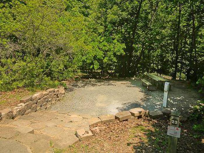 Arrowhead Campground-Site 023