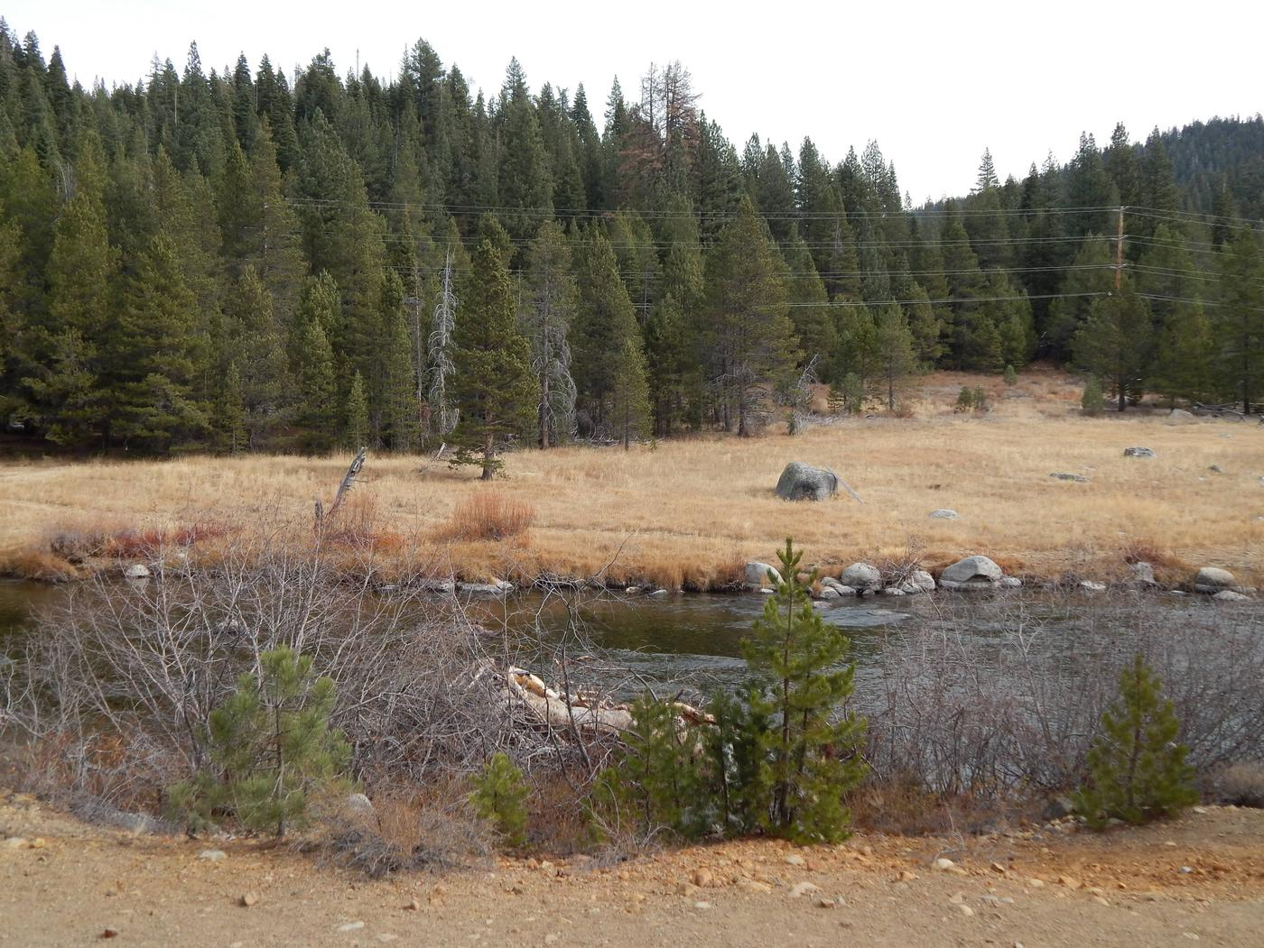 SILVER CREEK CAMPGROUND - TRUCKEE