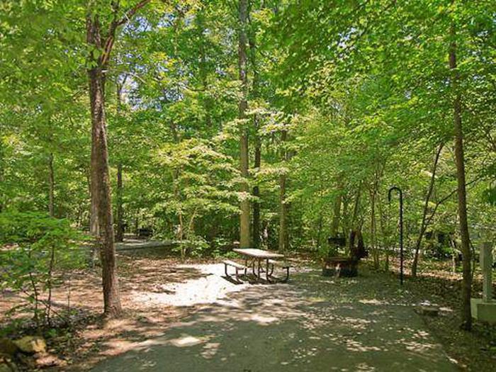 Arrowhead Campground-Site 030