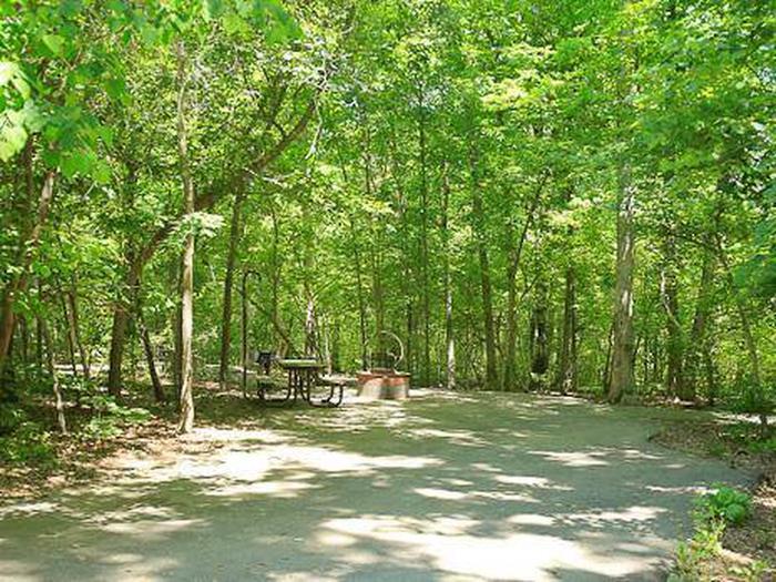 Arrowhead Campground-Site 035