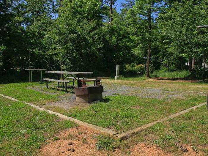 Canebrake Horse Camp-Site 003