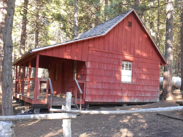 Preview photo of Whisky Camp Guard Station