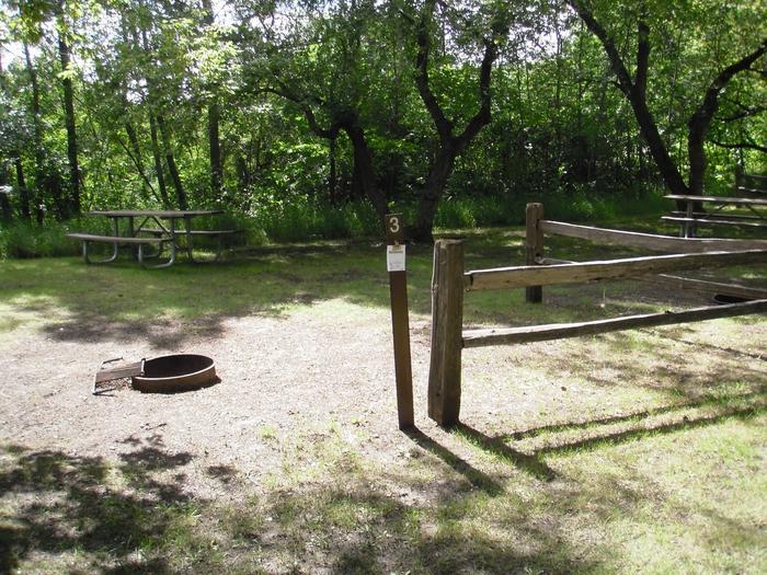 Picture of Campsite 3Campsite 3