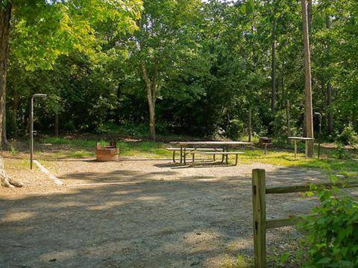 Canebrake Horse Camp-Site 022