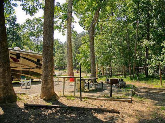 Canebrake Horse Camp-Site 023