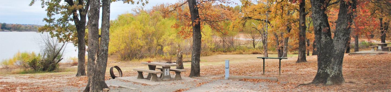 Belle Starr Campsite #E03Campsite E03