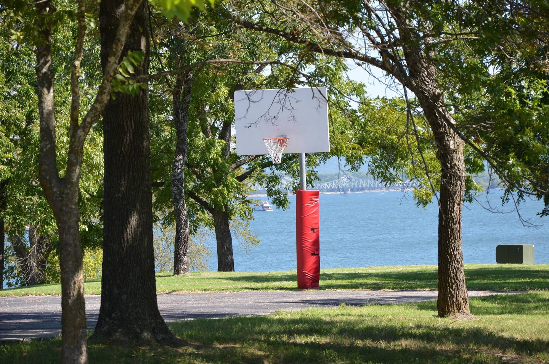 MILL CREEK (MISSOURI)Basketball Court