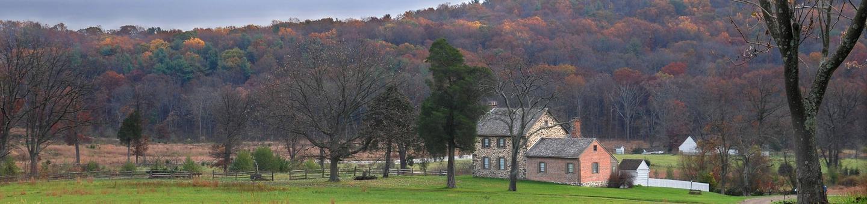 Historic Bushman House, Gettysburg National Military Park