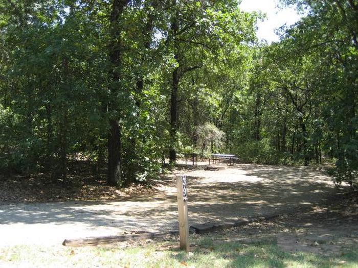 Osage Cove Campsite #39