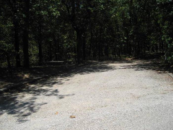 Osage Cove Campsite #2