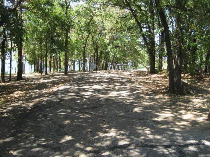 Osage Cove Campsite #14