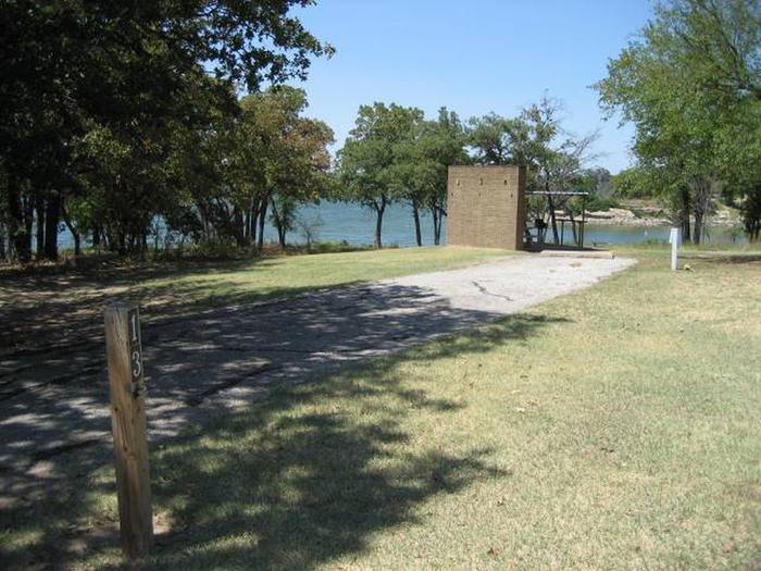 Osage Cove Campsite #13
