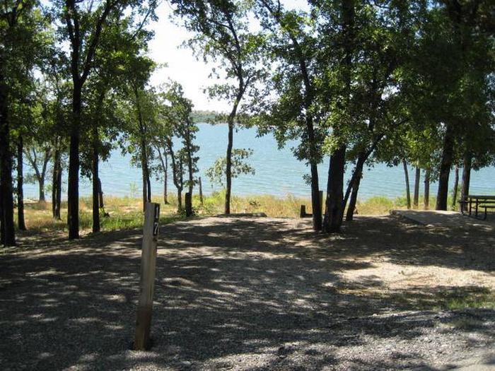 Osage Cove Campsite #17