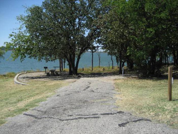 Osage Cove Campsite #19