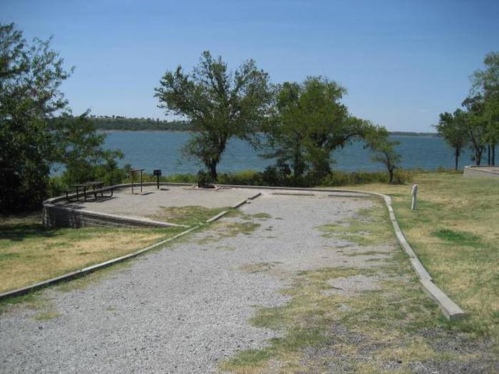Osage Cove Campsite #21