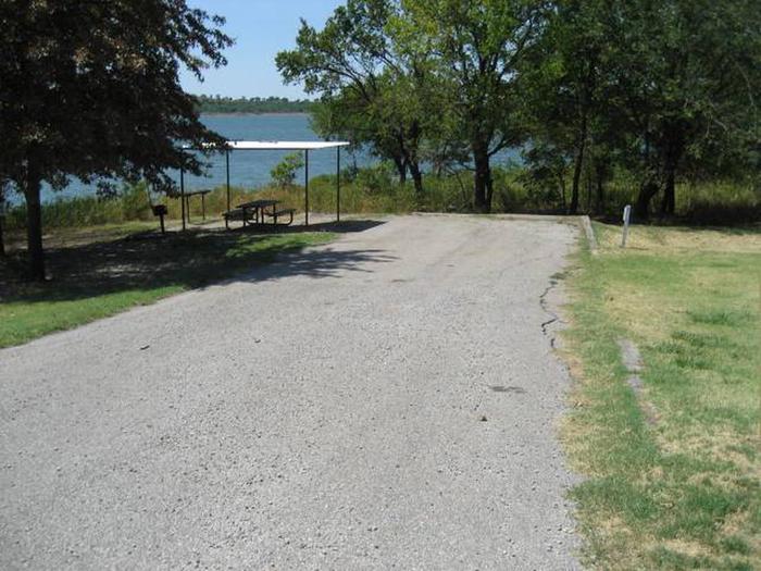 Osage Cove Campsite #23