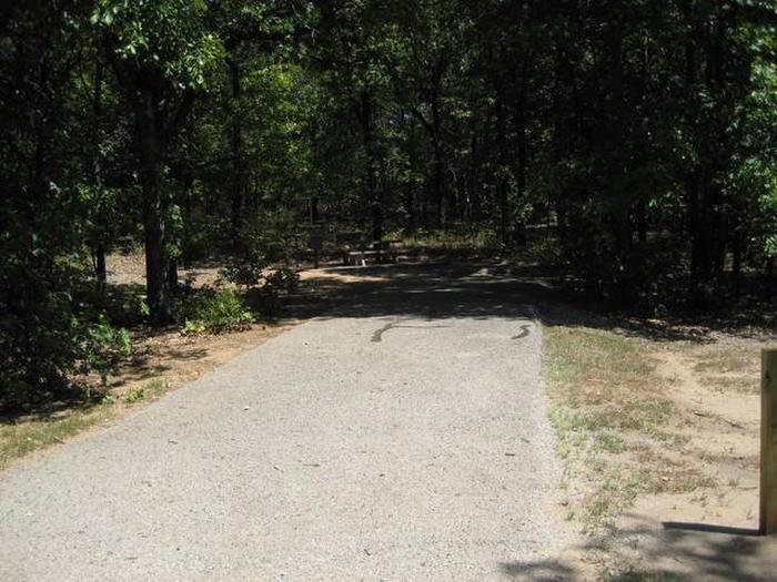 Osage Cove Campsite #32