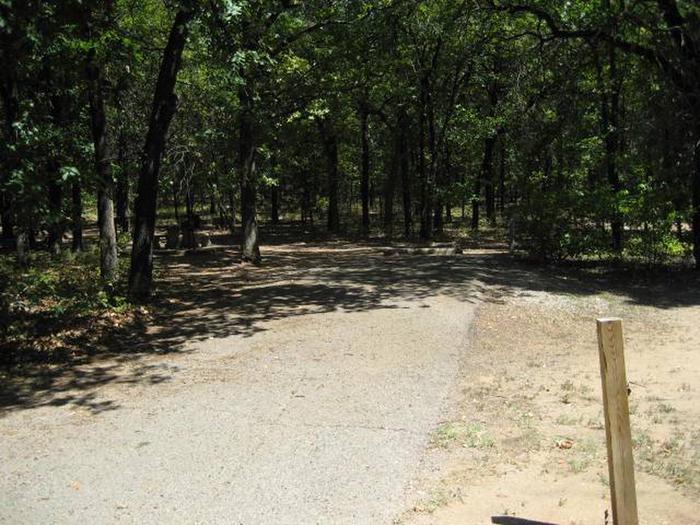Osage Cove Campsite #34