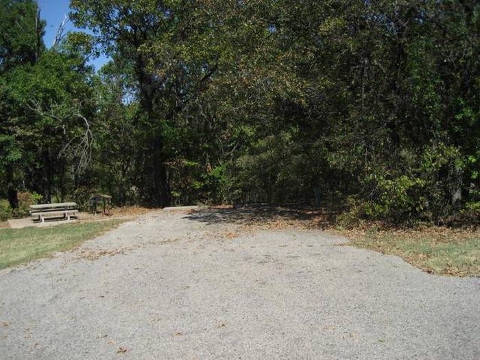 Osage Cove Campsite #42