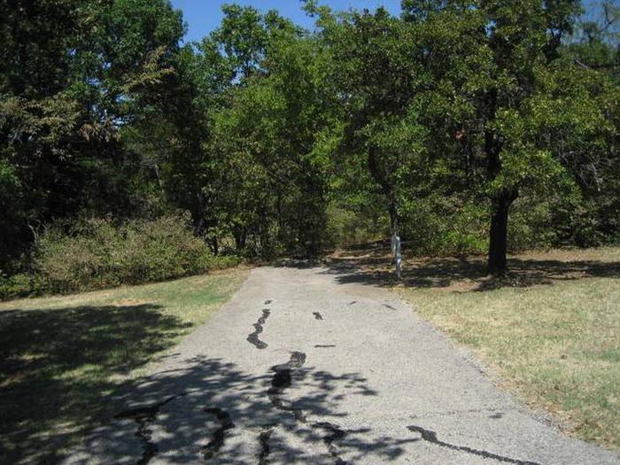 Osage Cove Campsite #44
