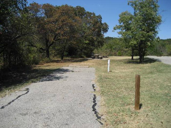 Osage Cove Campsite #47