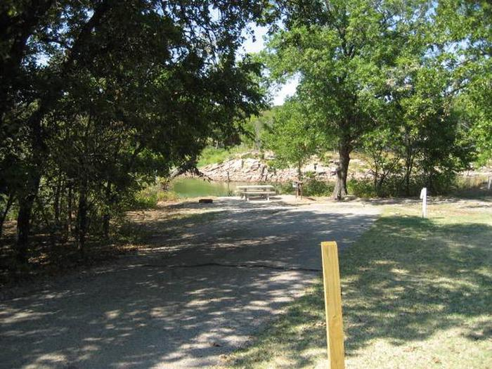 Osage Cove Campsite #51